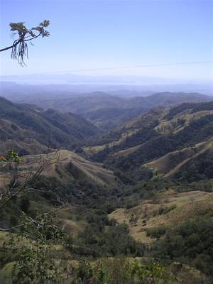View from Monteverde