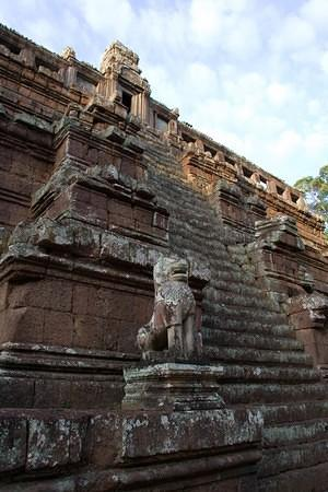 Back of Phimeanakas temple