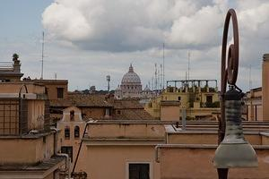 Roma rooftops