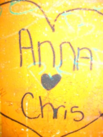 Anna <3 Chris